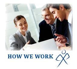 How we work at Perme & Peterson Associates